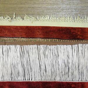 آموزش تعمیر ریشه فرش در منزل