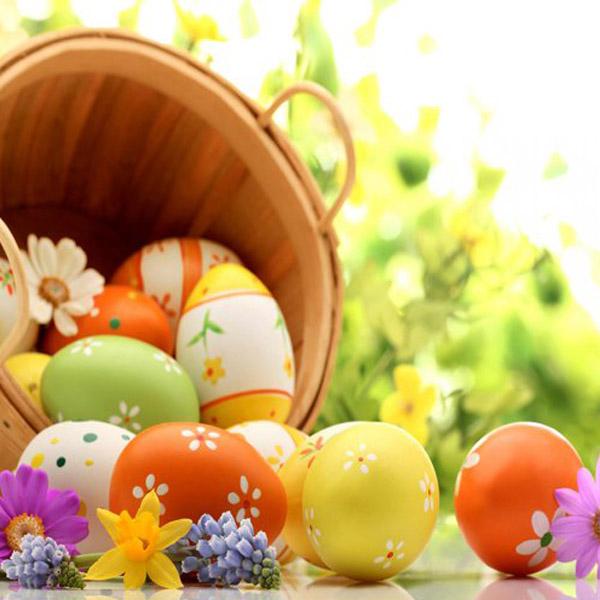عکس تزیین تخم مرغ هفت سین