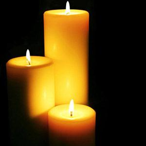 عکس شمع نسوز