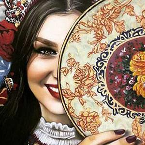 عکس نقاشی با پاستل