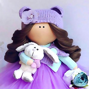 عکس عروسک روسی