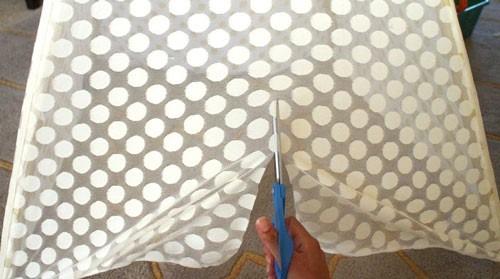 عکس ساخت ورودی چادر بازی برای کودکان