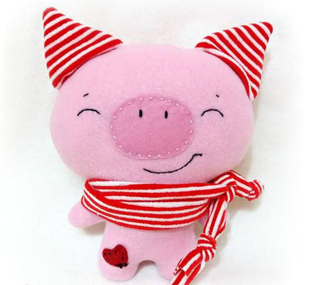 عکس مدل خوک نمدی
