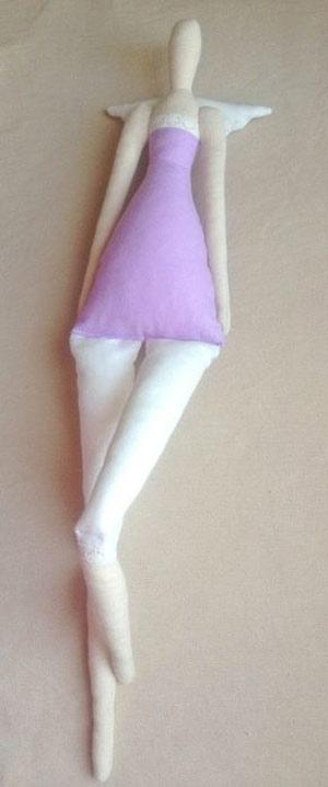 عکس اندام عروسک روسی تیلدا