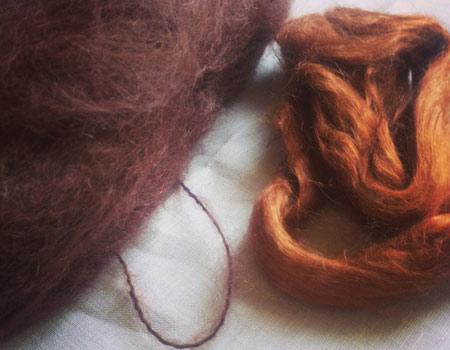 عکس انواع مو