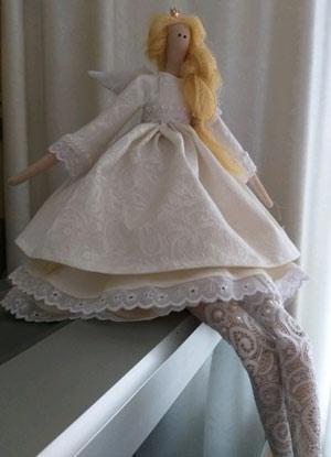 عکس عروسک تیلدای جدید