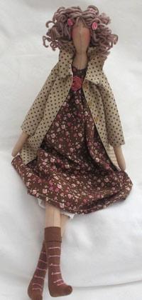 عکس لباس عروسک تیلدا