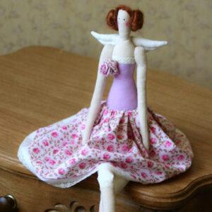 عکس آموزش ساخت عروسک روسی تیلدا