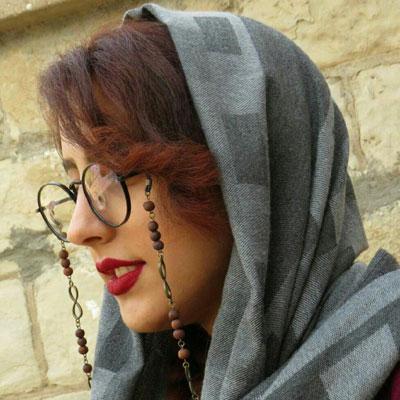 عکس ساخت بند عینک با مهره چوبی