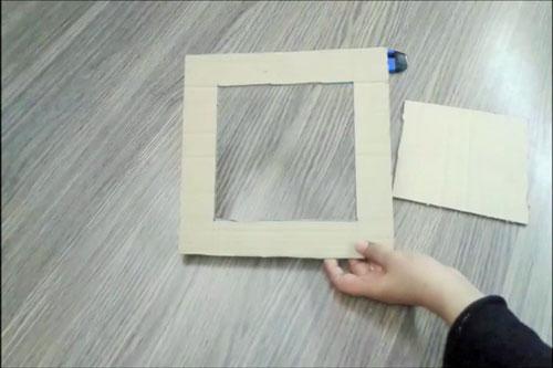 عکس کادر مربعی