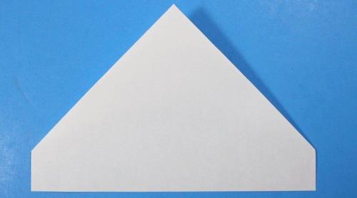 اموزش ساخت موشک کاغذی به شکل عقاب