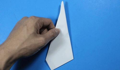عکس آموزش ساخت موشک های کاغذی پر سرعت