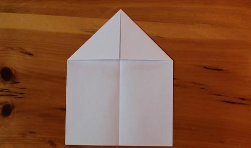 عکس آموزش ساخت موشک کاغذی خوب