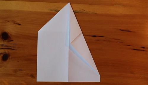 عکس آموزش ساخت بهترین موشک کاغذی دنیا