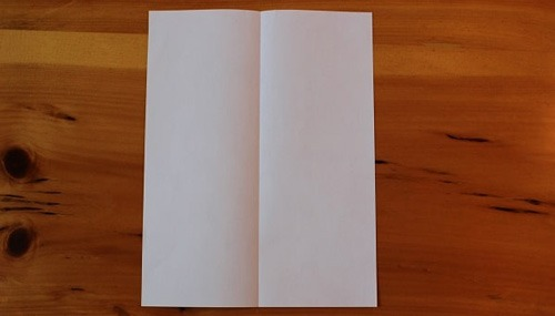 عکس آموزش طراحی و ساخت موشک کاغذی