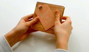 عکس آموزش کارت پستال سه بعدی