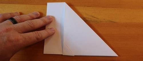 عکس آموزش ساخت بهترین موشک های کاغذی