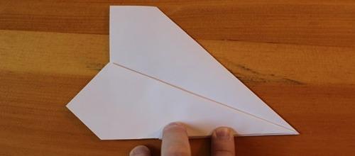 عکس آموزش ساخت انواع موشک های کاغذی (تصویری)