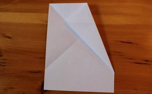 عکس مراحل ساخت موشک کاغذی