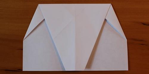 عکس ساخت موشک کاغذی حرفه ای