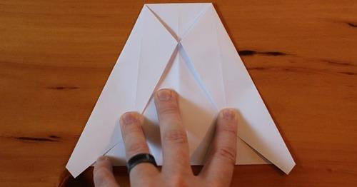 عکس موشک کاغذی حرفه ای
