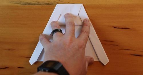 عکس کاردستی اوریگامی با کاغذ