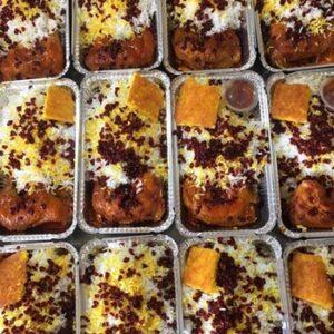 عکس طرز تهیه زرشک پلو با مرغ نذری