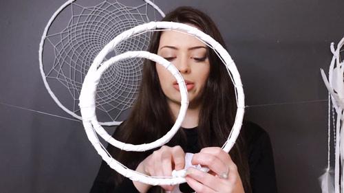 عکس آموزش ساخت حلقه دریم کچر