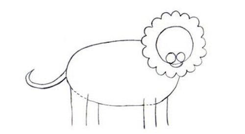 آموزش نقاشی کودکانه حیوانات