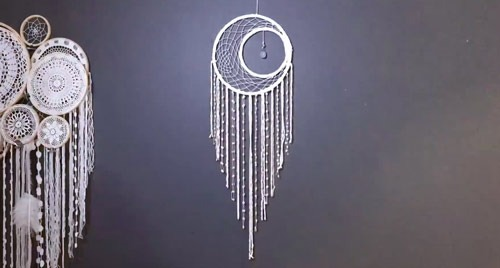 عکس دریم کچر هلال ماه