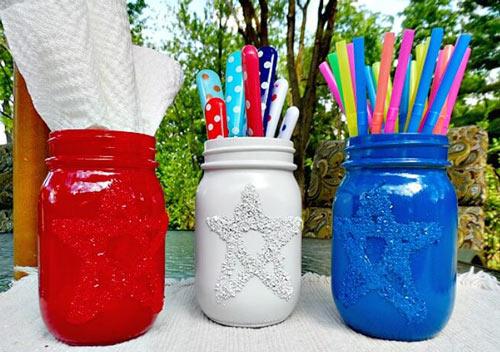 عکس آموزش طراحی روی ظروف شیشه ای