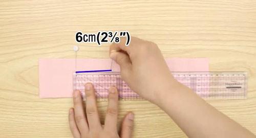 عکس اندازه گیری پارچه
