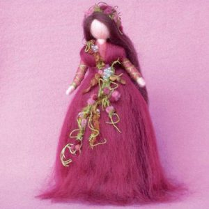 عکس آموزش ساخت عروسک کچه