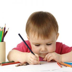 عکس روانشناسی نقاشی کودک