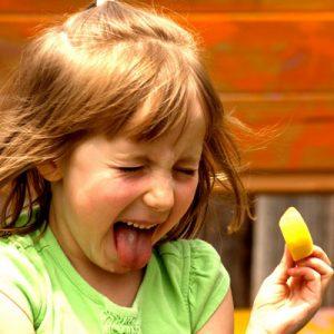 عکس علت تلخ شدن لیمو شیرین