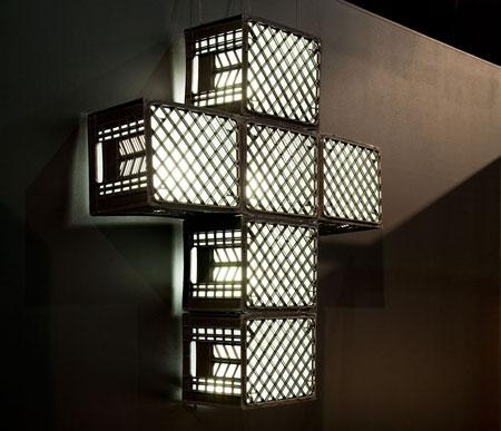 عکس ایده خلاقانه برای نور افشانی