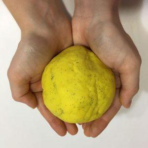 عکس آموزش ساخت خمیر بازی