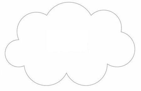 عکس الگوی ابر