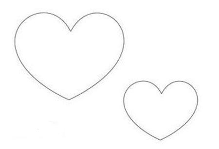 عکس الگوی قلب