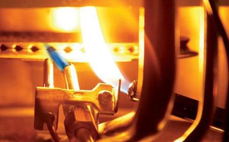 علت خاموش شدن شمعک بخاری گازی
