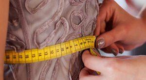 عکس آموزش اندازه گیری خیاطی
