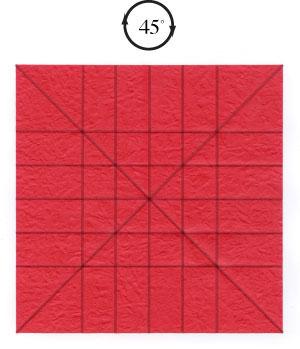 آموزش اوریگامی سه بعدی اسان