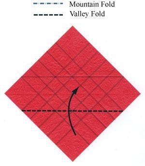 آموزش اولیه اوریگامی سه بعدی