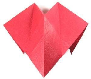 آموزش اوریگامی سه بعدی با کاغذ