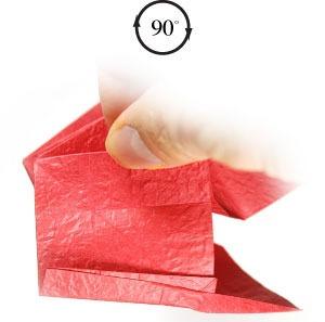 آموزش اوریگامی های سه بعدی با کاغذ