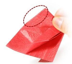آموزش ساخت اوریگامی سه بعدی