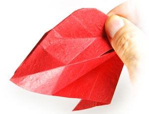 آموزش کاردستی اوریگامی سه بعدی
