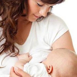 عکس علت کم و بی کیفیت بودن شیر مادر