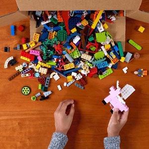 عکس آموزش ساخت لگو