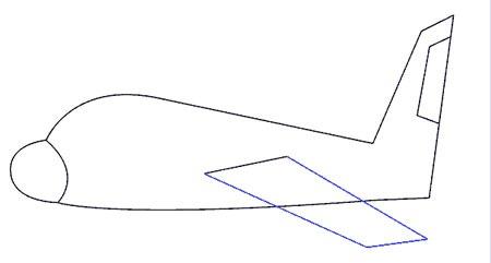 آموزش نقاشی هواپیما برای کودکان